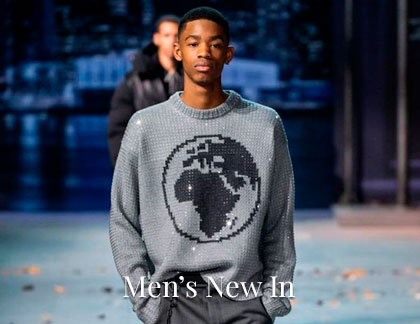 Shop Mens New In