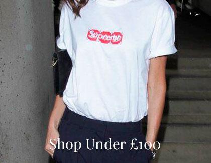 Shop under £100 boutique
