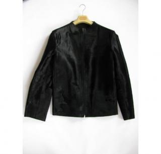 GUCCI mens ponyskin jacket