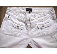 RALPH LAUREN POLO white jeans