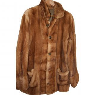 Parisian Mink Coat