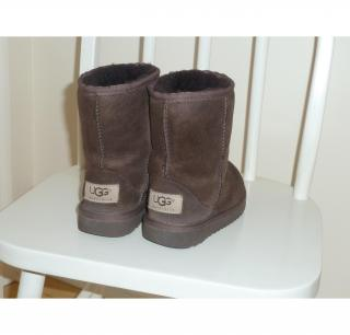 Ugg Australia Brown Kids Boots