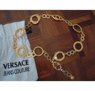 VINTAGE VERSACE GOLD CHAIN BELT