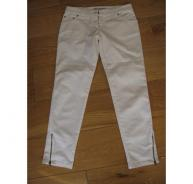 Stella McCartney White Denim Jeans