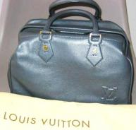 Louis Vuitton Cuir Cinema Intrique Defile