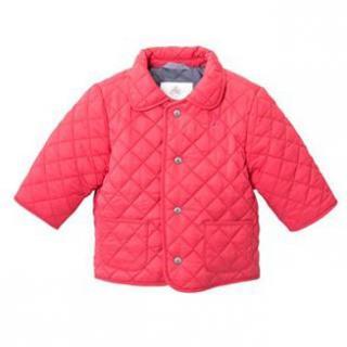 Petit Bateau baby jacket n padded nylon, new