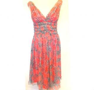 Collette Dinnigan summer dress