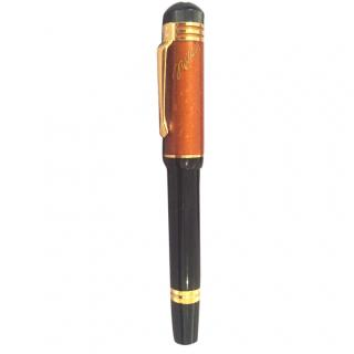 Montblanc fountain limited edition collector pen