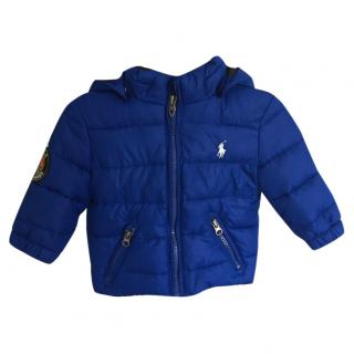 Ralph Lauren Boys Blue Jacket