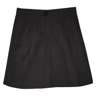 Ann Demeulemeester wool shorts