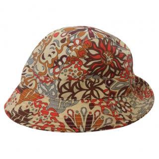 Emilio Pucci Multicolored Bucket Hat