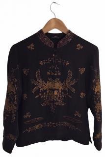 Night Birger et Mikkelsen 100% Silk Jacket