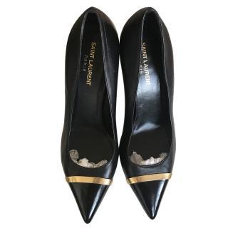 Saint Laurent Black Heels