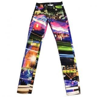 Hudson Printed Jeans