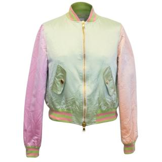 Moschino CheapandChic Multicolor Bomber