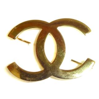 Chanel Employee Vintage Brooch