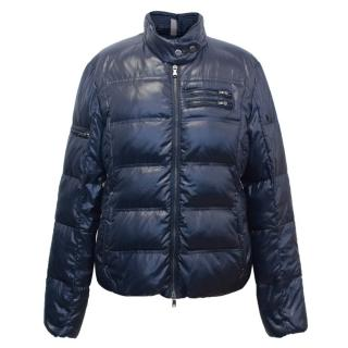 RLX Ralph Lauren Navy Blue Puffer Jacket