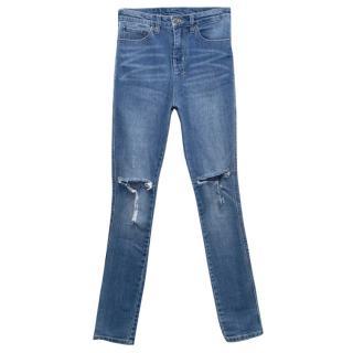 Ksubi Ripped Denim Jeans