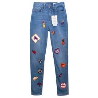 Tommy Hilfiger x GiGi Hadid Venice HW Skinny Jeans