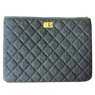 Chanel Medium Denim O'Case
