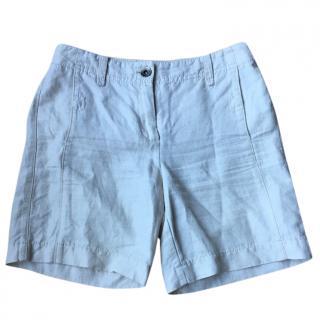 Marc Cain Beige Shorts