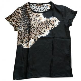 Roberto Cavalli Silk Shirt