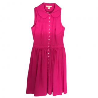 Michael Kors Collection Pink Dress