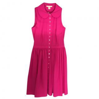 Michael Kors Collection Pink Dress