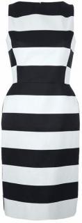 Lanvin Striped Dress
