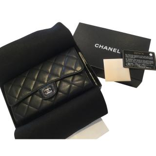 Chanel Black Quilted Purse