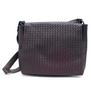 Bottega Veneta Cross Body Flap Bag
