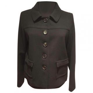 S'MaxMara Black Jacket