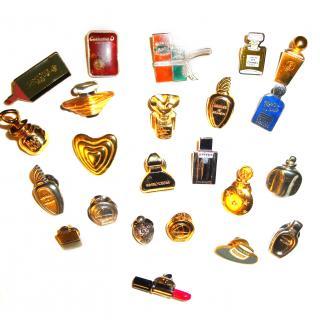 Hermes, Chanel, Oscar De La Renta Brooch Collection