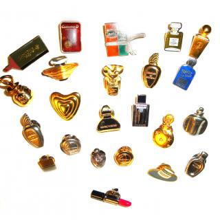 Hermes, Chanel, Oscar De La Renta Brooch Collection