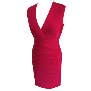 Herve Leger Bandage Dress.  Size M