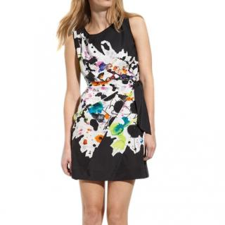 Diane Von Furstenberg Silk Tella dress