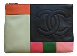 Chanel Clutch or Ipad cover