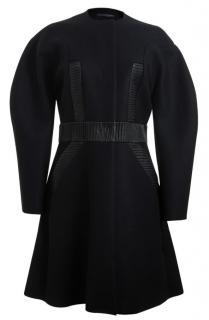Octavio Pizarro black coat