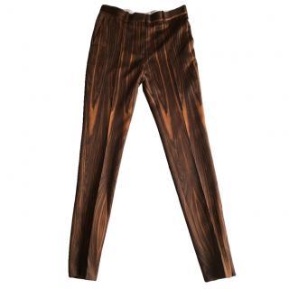 Celine Silk Trousers