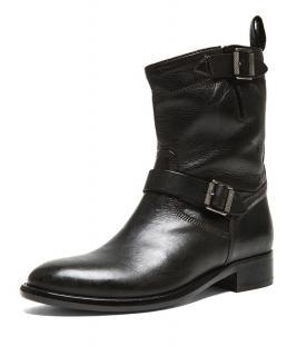 Belstaff Bedford Black Boots