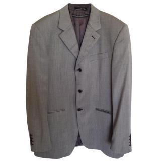 Gianfranco Ferre grey blazer