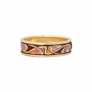 Frey Wille Hommage A Alphonse Mucha Ring