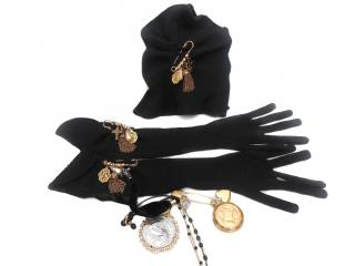 Dolce & Gabbana Hat and Gloves Set