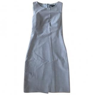 Theory Fitted Betty 2 Urban Dress in Grey