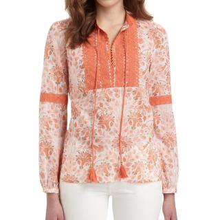 Tory Burch Gracelynn blouse