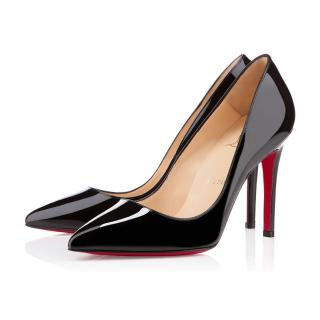 Christian Louboutin Pigalle 100 Patent Calf
