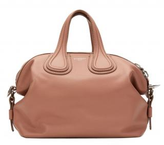 2015 Givenchy Dusty Pink Calfskin Small Nightingale