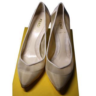 Fendi Heels 39.5