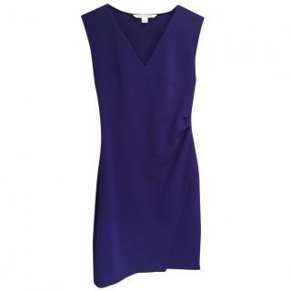 Diane Von furstenburg Purple Dress