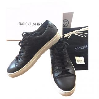 National Standard Leather Sneakers